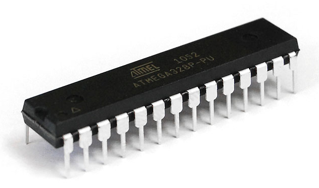 Előre programozott  microchip