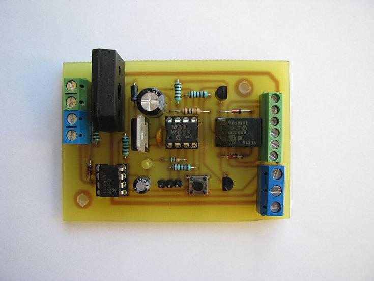 DCC Servo point decoder
