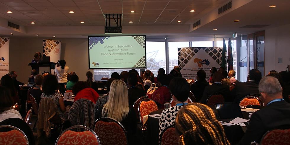 Australia-Africa Women In Leadership Forum on Economic Empowerment 2020