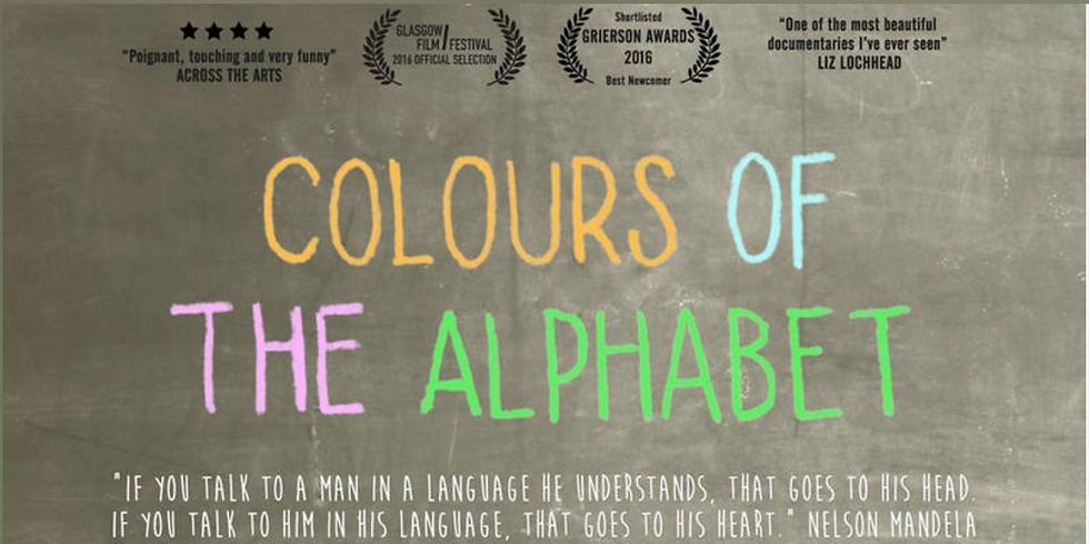 Free film screening: Colours of the Alphabet