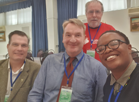 AfREC Fellow Participates in African Studies Conference in Russia