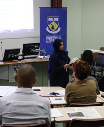 Dr Shamim Samani, AfREC Research Fellow, on Islamic Finance and Female Entrepreneurship in Kenya
