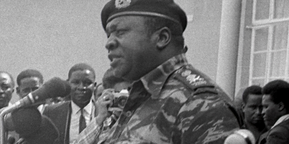 Picturing Idi Amin: Photographs from the Uganda Broadcasting Corporation
