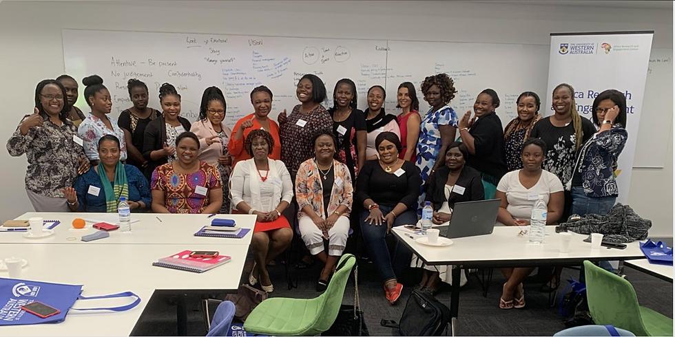 Launch of WA African Women's A-LEAD Program 2020-21