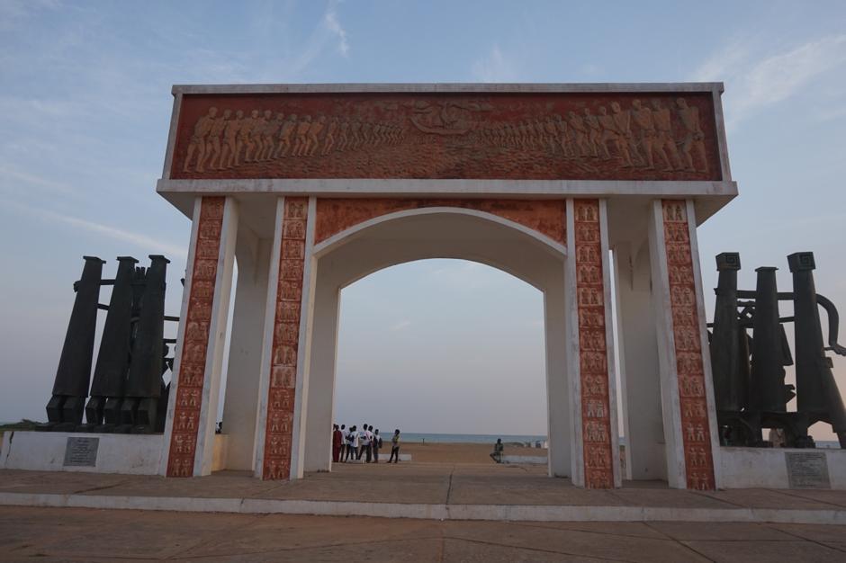 'Gate of No Return', Ouidah