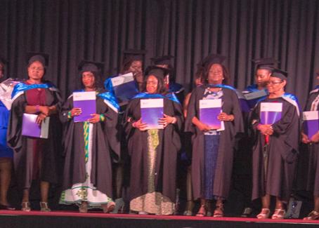 WA African Women's Leadership (A-LEAD) Program 2019-20 Graduation!