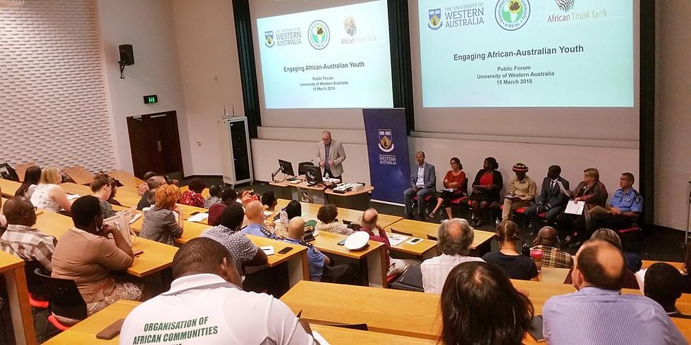 AfREC Australia-Africa Diaspora Research Forum 2020