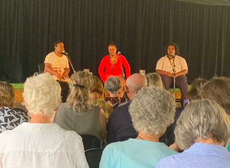 AfREC Fellow Leads Author Discussion on 'Growing up African in Australia'
