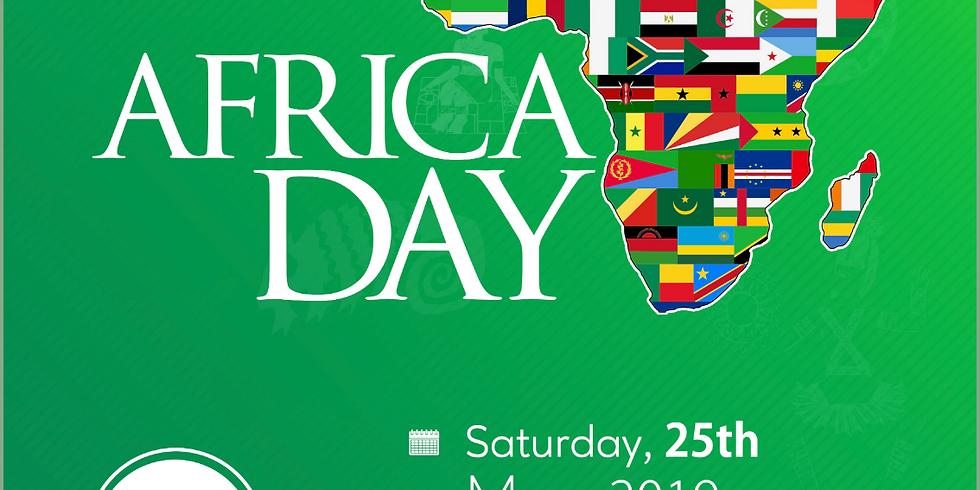 OAC Africa Day Dinner 2019