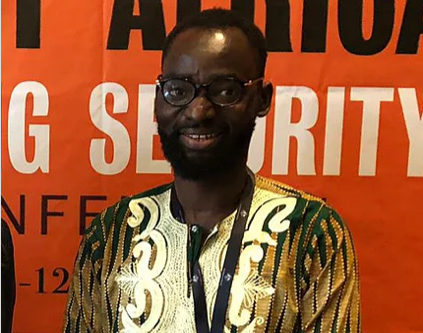 AfREC Fellow Wins United Nations Fellowship for People of African Descent