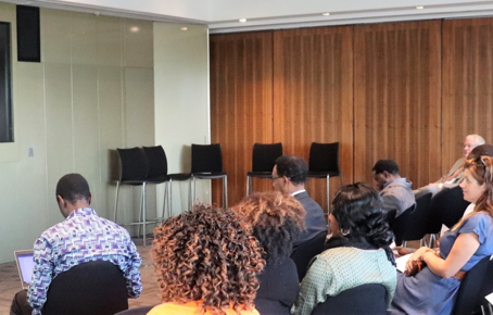 AfREC Builds 'Pan-Australian, Pan-African' Partnerships in Melbourne