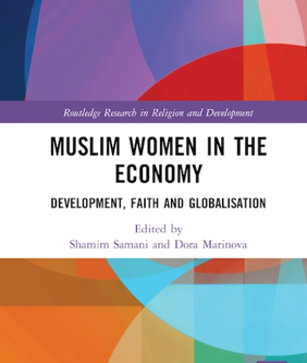 AfREC Fellow Publishes New Book on Muslim Women in the Economy