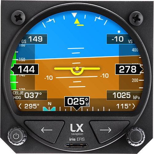 IRIS EFIS pro  80 (dispositivo maestro)