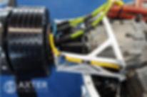Motor eléctrico para ultraligeros