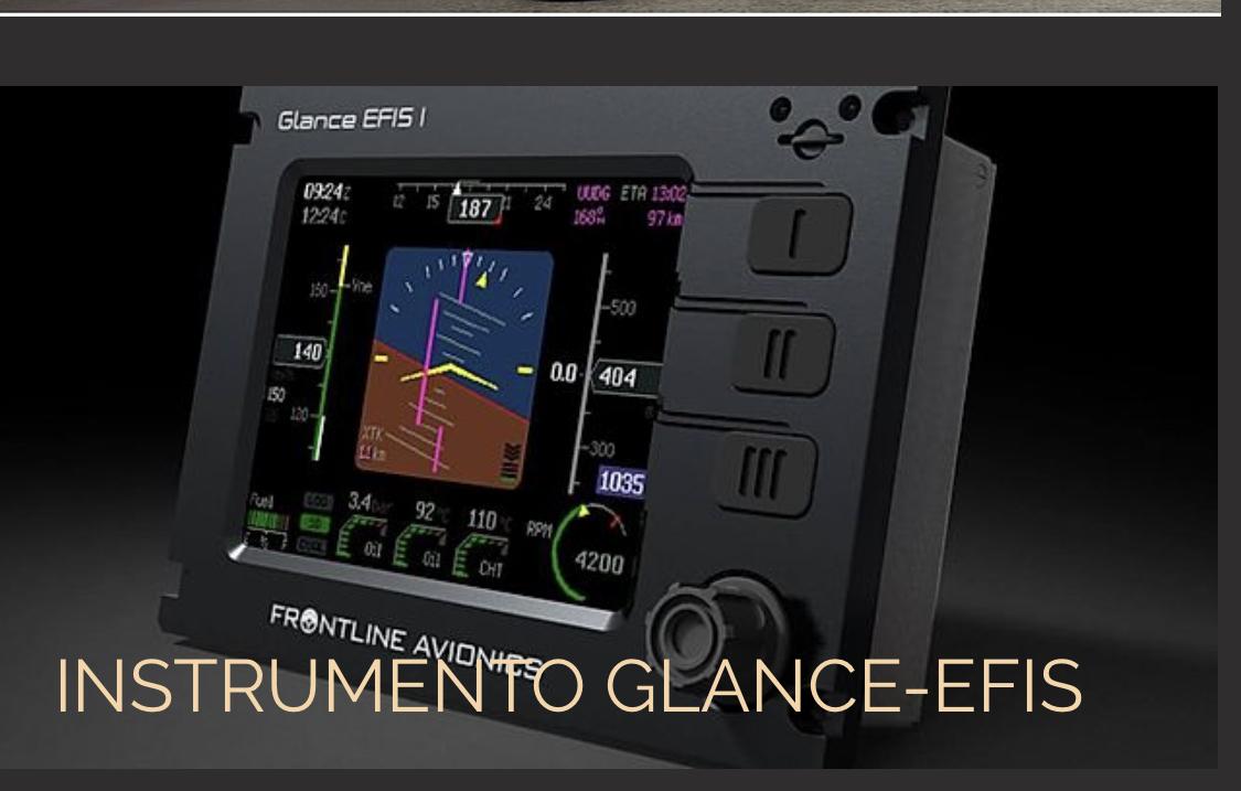 instrumentos Glance Efis
