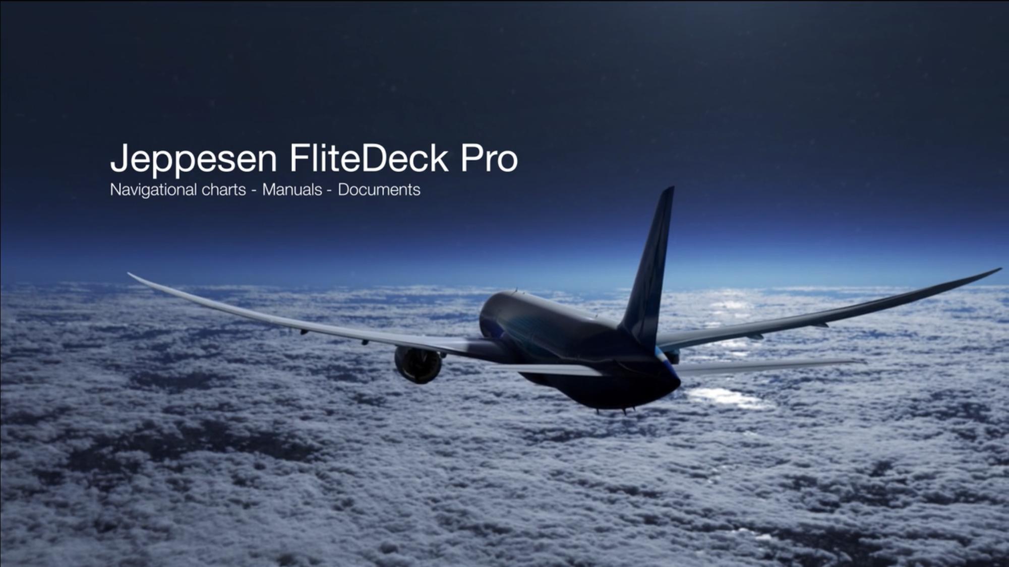 Video FliteDeck Pro