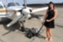 Remolcador de aviones