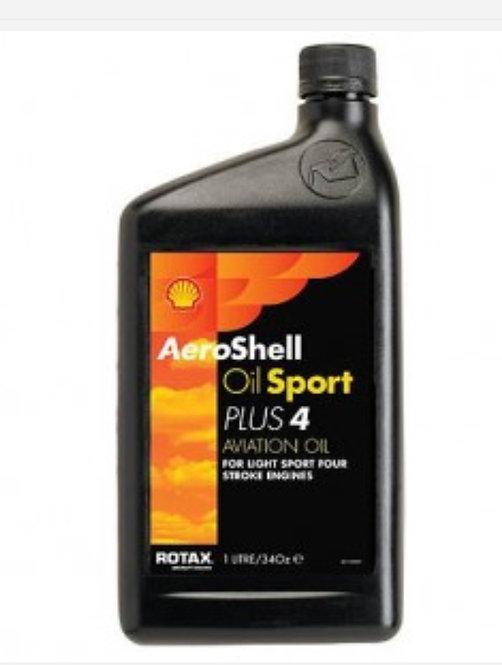 AEROSHELL ACEITE SPORT PLUS 4