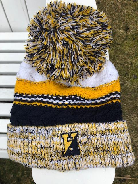 Hanover Pom Pom Knit Hat- Unisex