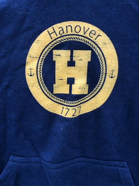 Hanover Youth Hooded Sweatshirts