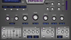 MVP Loops announces ARIES, a new Qubiq-Powered Virtual Instrument