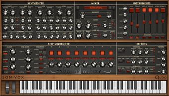 SONiVOX Releases Qubiq Powered Solina Redux Virtual Instrument