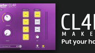 CL4P Maker from 2getheraudio released using Qubiq struQture platform