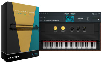 New Qubiq Powered Essential Keyboard Collection is released by SONiVOX