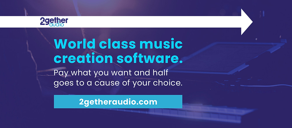 pay what you want music software