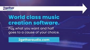 Qubiq launches socially conscious 2getheraudio music software brand