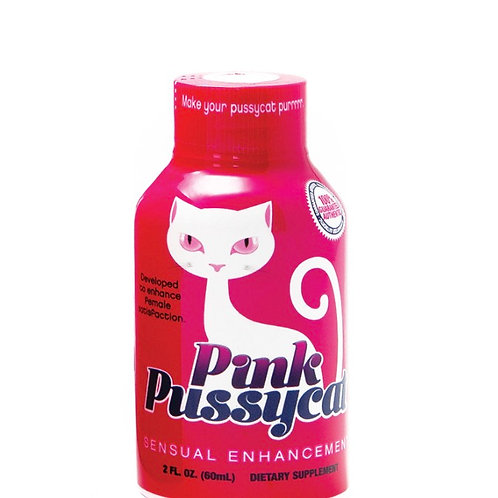 Pink Pussycat Enhancement Drink 2oz