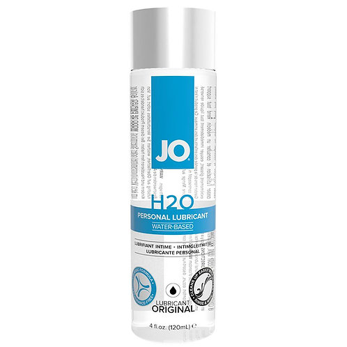 H2O Personal Lubricant in 4oz/120ml
