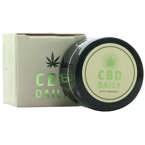 CBD Daily Original Intensive Cream in .5oz/15g