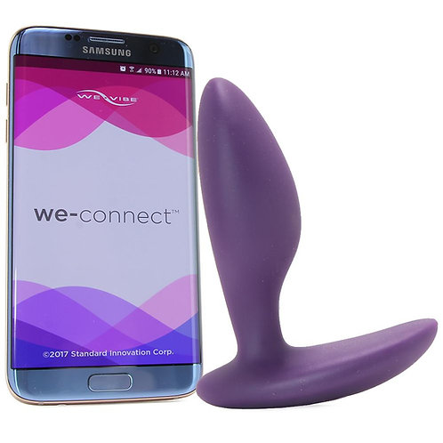 We-Vibe Ditto Vibrating Silicone Plug