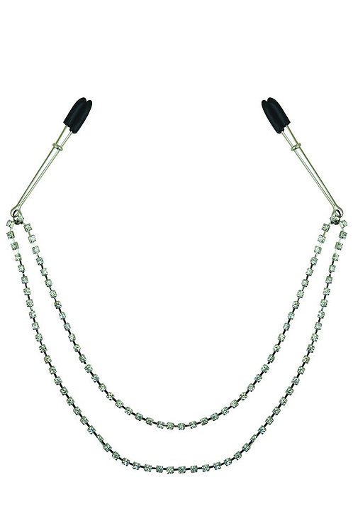 Bling Nipple Clamps