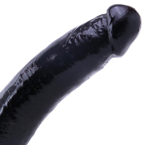 Basix 9 Inch Suction Cup Dildo