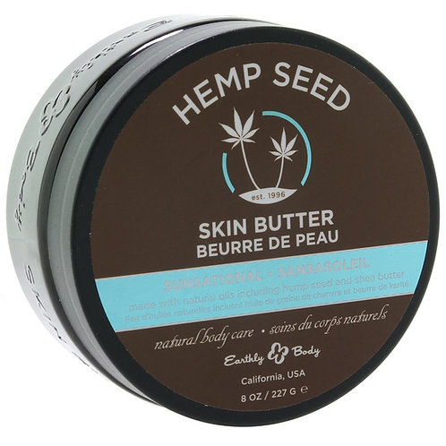 Hemp Seed Skin Butter 8oz/227g in Sunsational