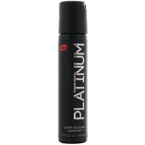 Platinum Luxury Silicone Lubricant in 1oz/30ml