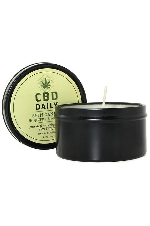 CBD Daily Skin Candle in 5 oz/142g