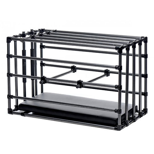 Adjustable Kennel with Padded Board