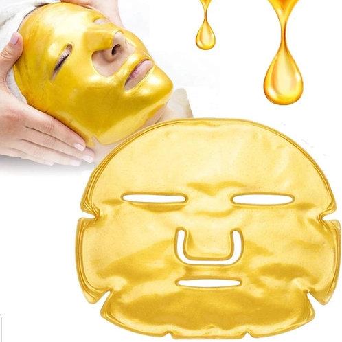 Crystal Collagen 24K Gold Powder Face Mask (2 mask)