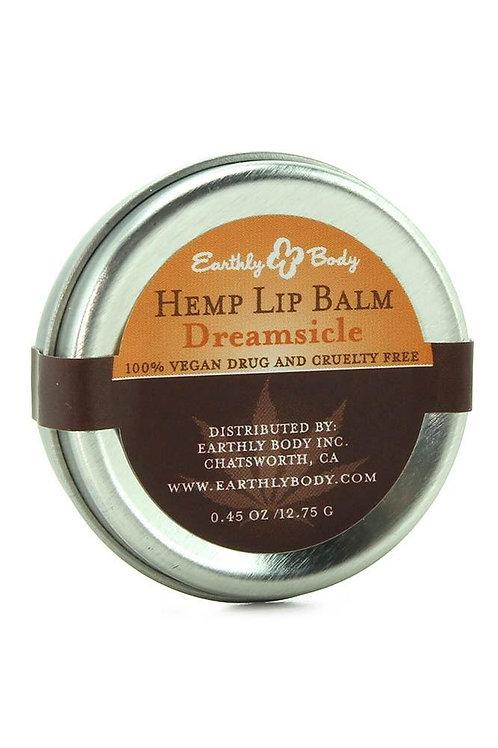 Hemp Lip Balm 0.45oz/12.75g in Dreamsicle