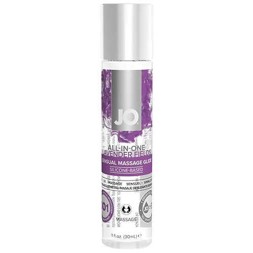 All in One Massage Glide 1oz/30ml in Lavender