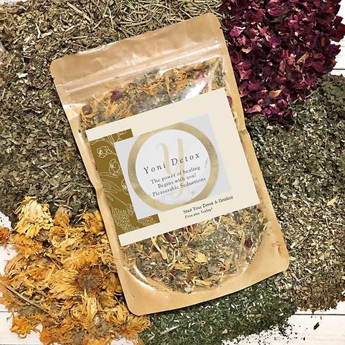 Yoni Detox Steam Herbs