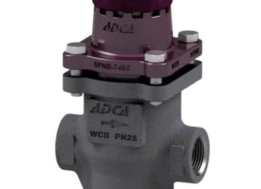 ADCA PRV25/2S 直作動式蒸汽減壓閥