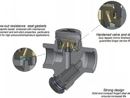 可降低人工與時間成本的可線上維修的碟片式祛水器