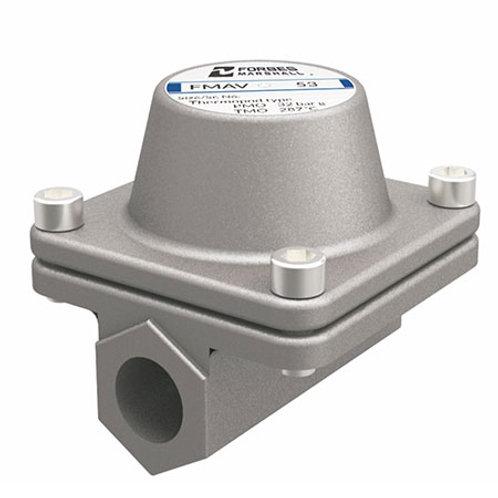 感溫式蒸汽排氣閥
