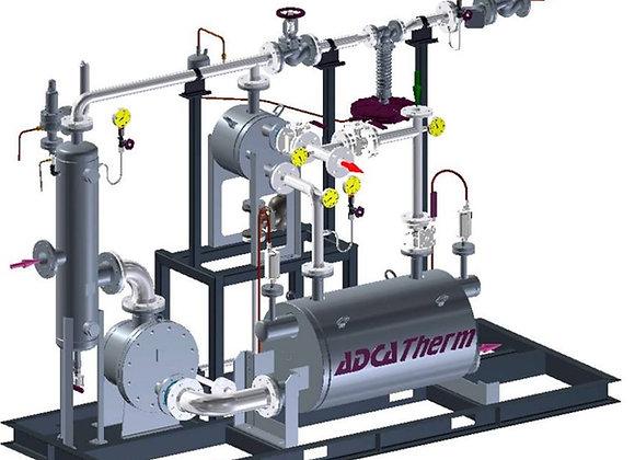 蒸汽冷凝水閉式回收系統