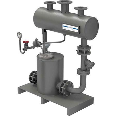 壓力驅動式冷凝水泵