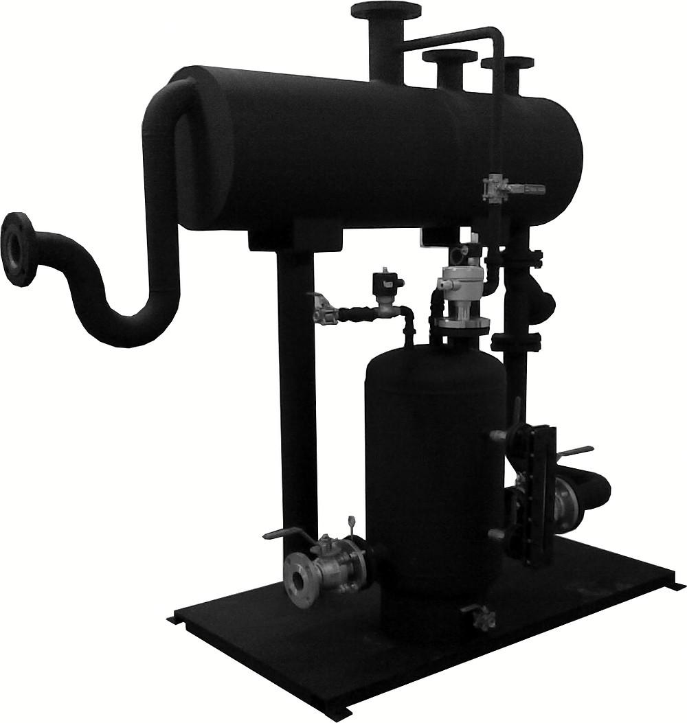 無機構驅動式冷凝水泵